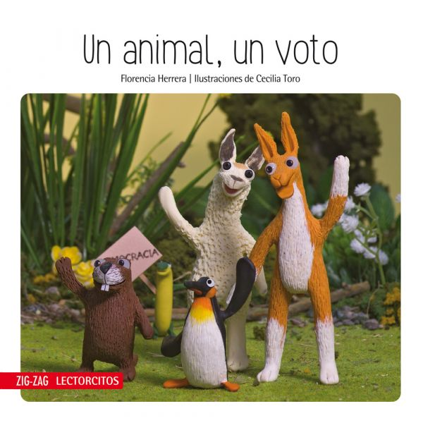 UN ANIMAL, UN VOTO