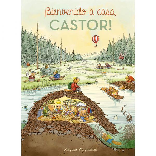 BIENVENIDO A CASA, CASTOR